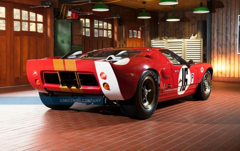 Ford GT40 24 Heures du Mans 1966