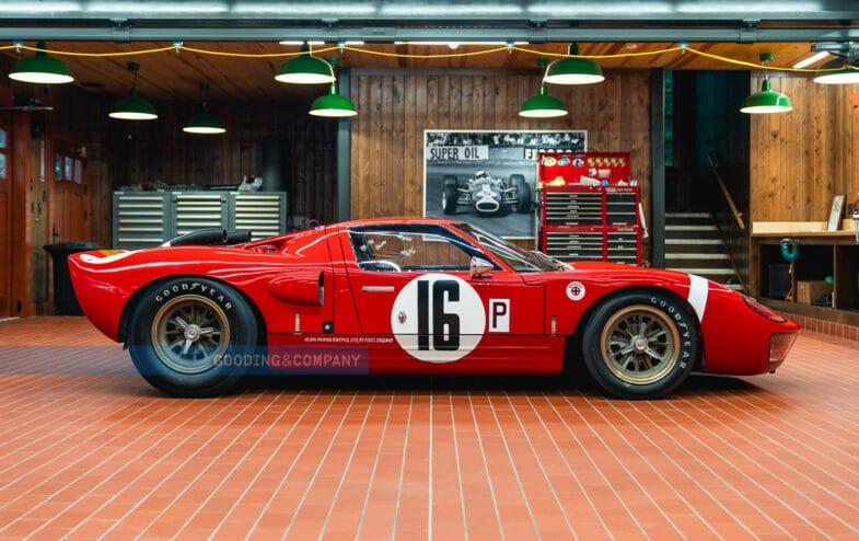 Ford GT40 24 Heures du Mans