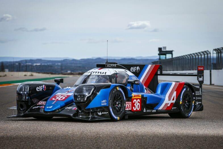 24 Heures du Mans Esteban Ocon Alpine