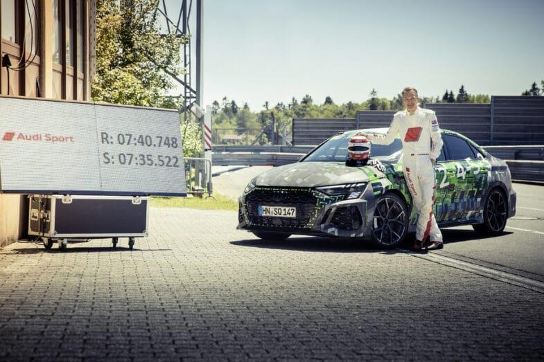 Audi RS 3 Nürburgring
