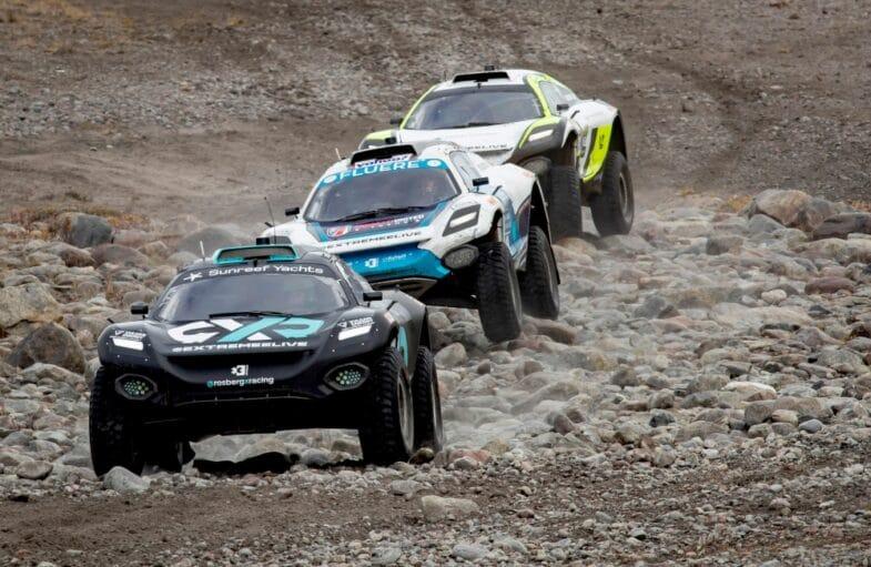 Extreme E Artic X Prix