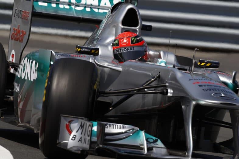 Netflix documentaire Michael Schumacher bande annonce Schumacher