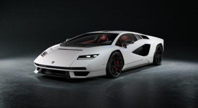 nouvelle Lamborghini Countach LPI 800-4