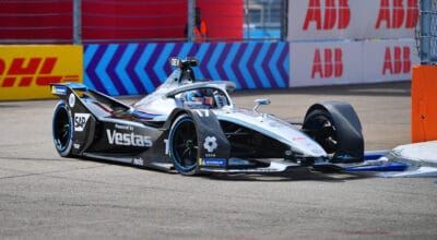 E Prix de Berlin Formula E Nick de Vries