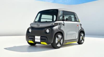 Opel Rocks-e Citroën Ami