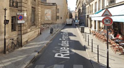 Paris 30 km/h limitation de vitesse Anne Hidalgo