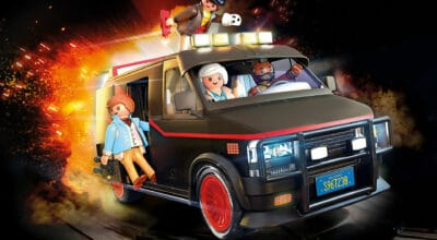 Agence tous risques Playmobil