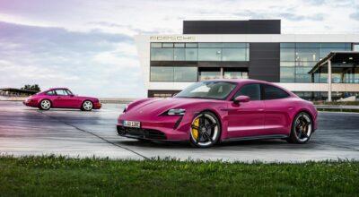 Porsche Taycan Porsche Taycan Cross Turismo