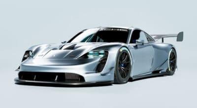 Porsche Taycan GT1 Evo