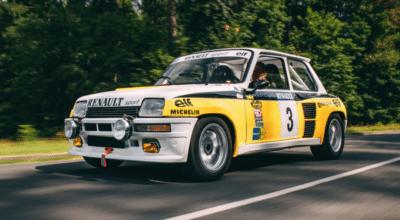 Renault 5 Turbo 2 Aguttes Tour Auto