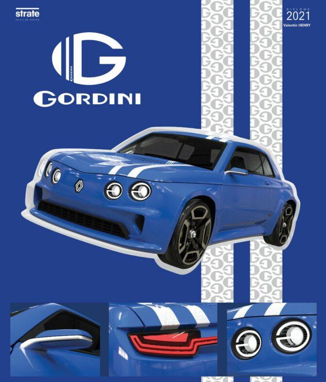 Renault 8 Gordini R8 Gordini