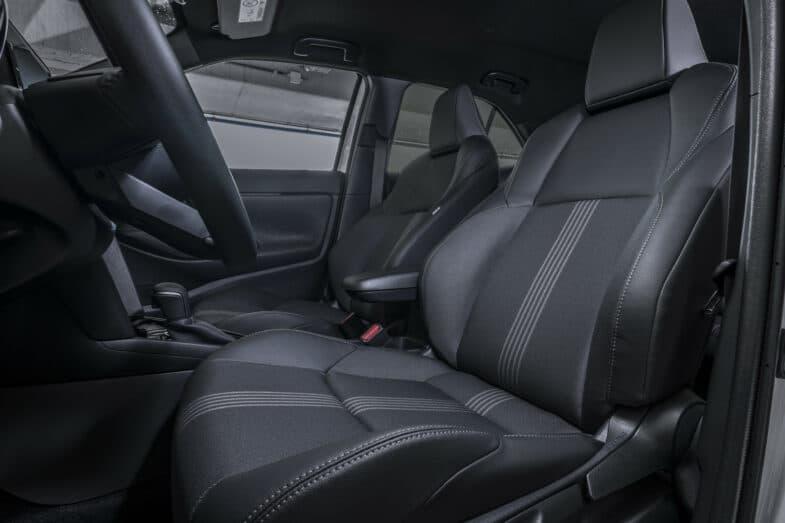 essai Toyota Yaris Cross SUV urbain