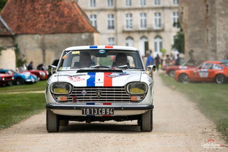 Peugeot 204 Coupé François Allain