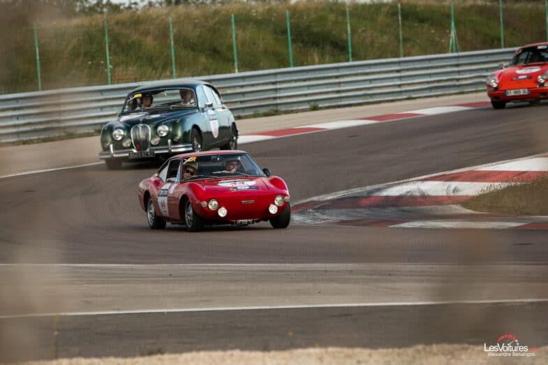 Tour Auto Etape 1 Fiat 850 Moretti
