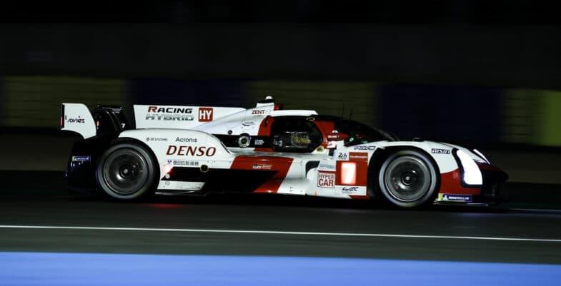24 Heures du Mans 2021 Hyperpole Toyota