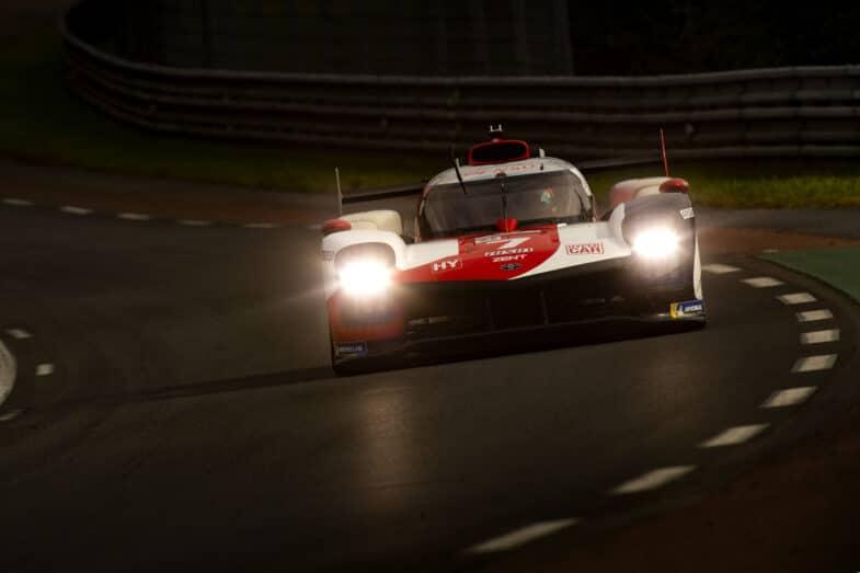 24 heures du Mans 2021 Toyota Gazoo Racing