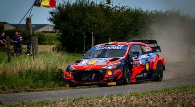Rallye d'Ypres WRC