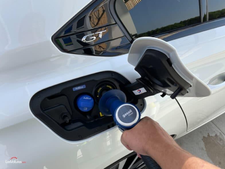 prix des carburants carburant gazole essence