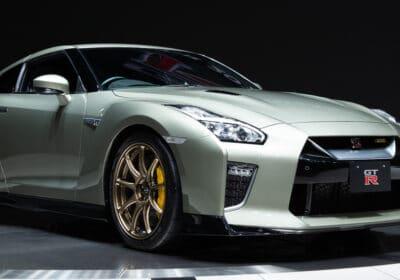 nouvelle Nissan GT-R 2022