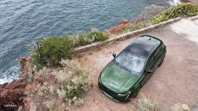 essai Peugeot 308 nouvelle Peugeot 308