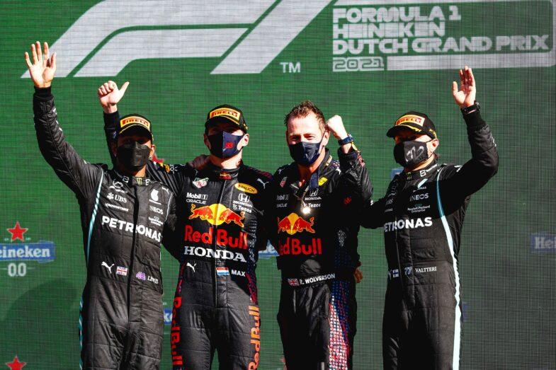 GP des Pays-Bas F1 Max Verstappen
