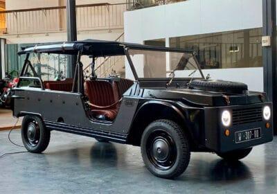 Citroën Méhari Eden électrique