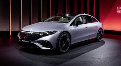 Mercedes-AMG EQS 53 4MATIC+, 2021Mercedes-AMG EQS 53