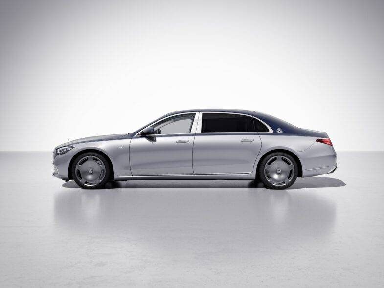 Mercedes-Maybach Classe S Edition 100