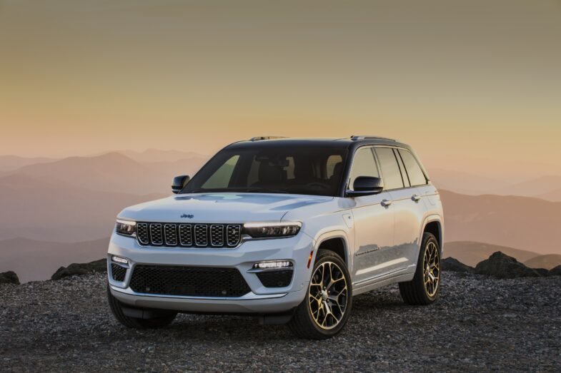 Jeep Grand Cherokee Summit Reserve