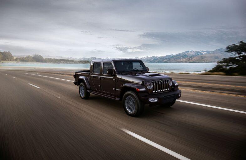 Jeep Gladiator pick-up