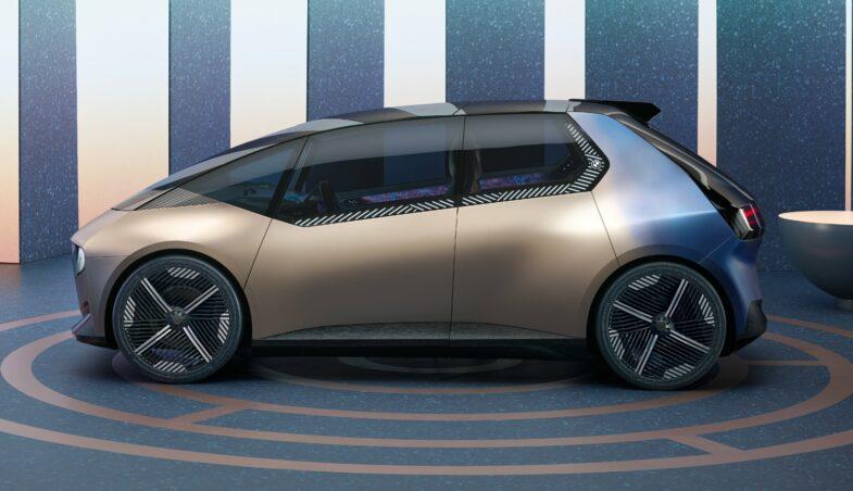 BMW Vision i Circular IAA 2021
