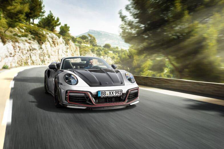 Porsche 911 Techart
