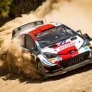 Kalle Rovanpera WRC rallye de Grèce
