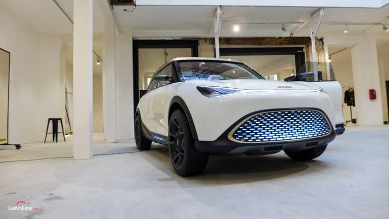 Smart Concept #1 concept-car