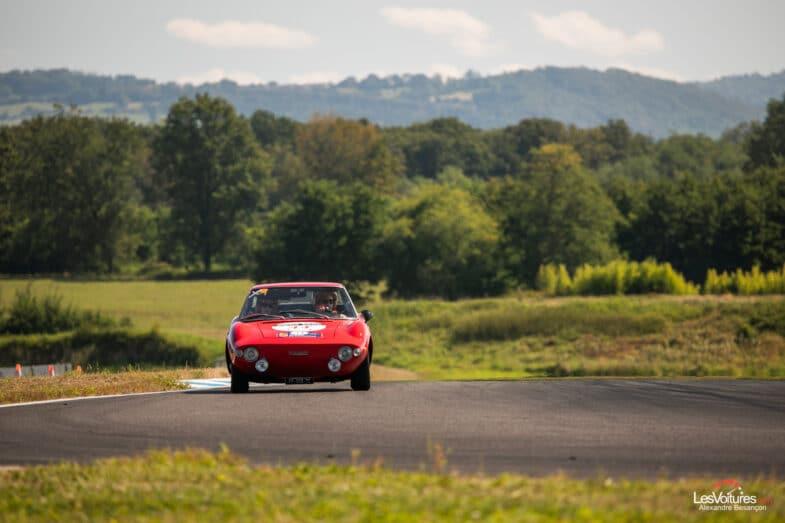 Scuderia Classic Tour Auto Etape 2 Fiat Orsay