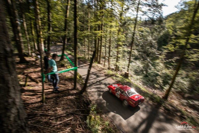 Tour Auto Etape 2 Fiat Orsay
