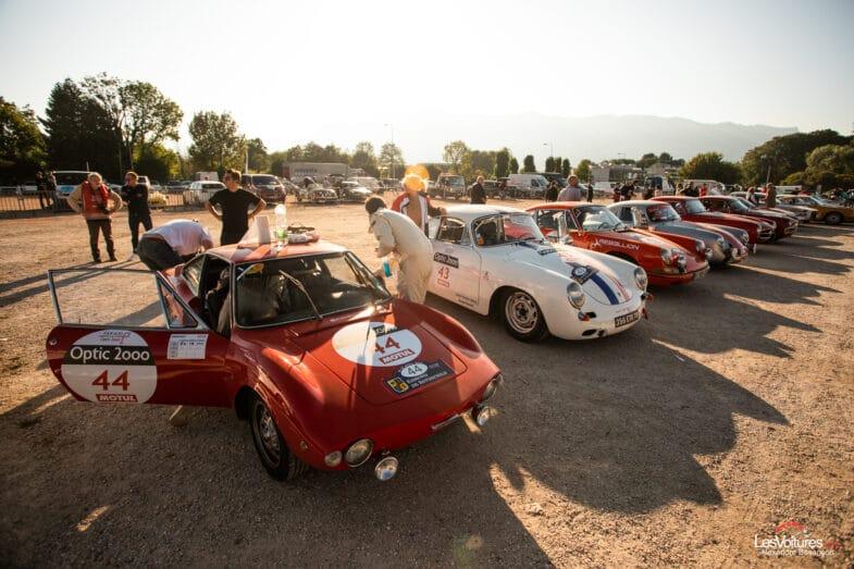 Tour Auto Fiat 850 Scuderia Classic