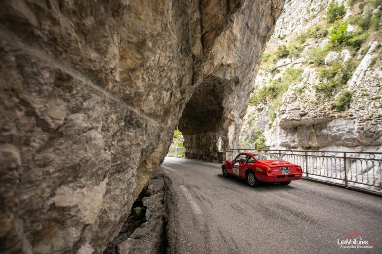 Tour Auto 2021 Fiat 850