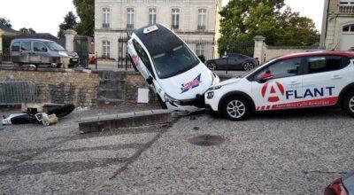 accident auto-école auto école formation à la conduite
