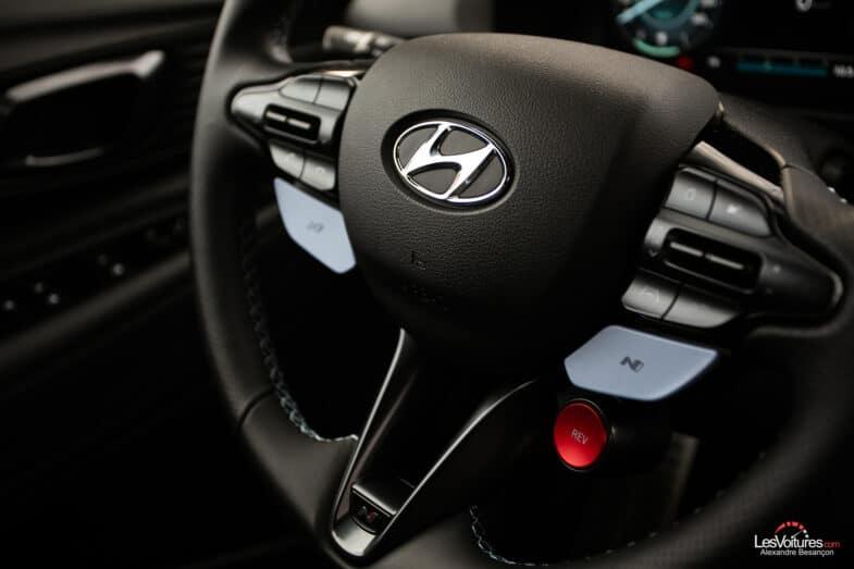 essai Hyundai i20 N