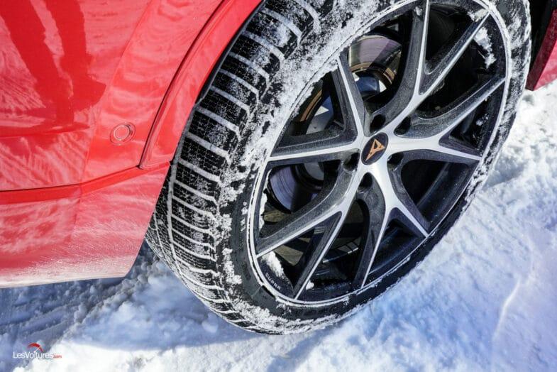pneus hiver Loi Montagne