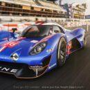 Alpine 24 Heures du Mans 2024 LMDh