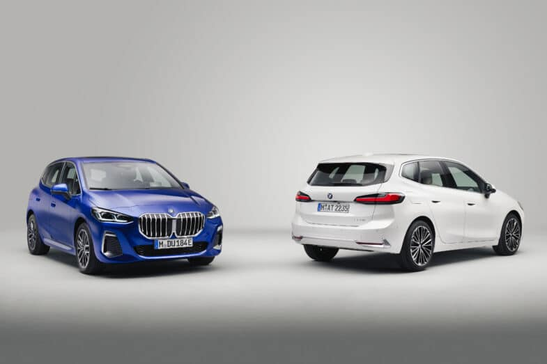BMW Série 2 Active Tourer 2022 monospace