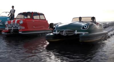 Floating Motors