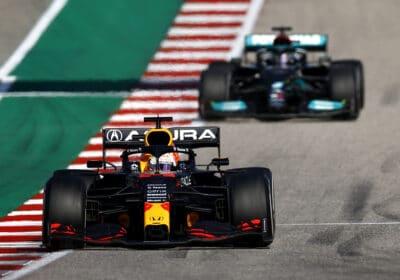 GP des Etats-Unis Max Verstappen F1 Formule 1