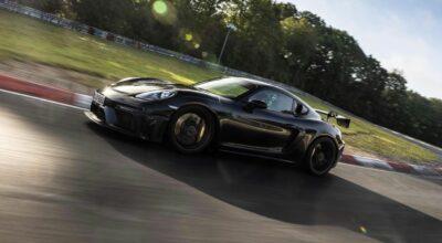 Porsche 718 Cayman GT4 Nürburgring RS
