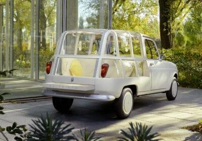Renault 4 rétrofit Renault Suite N°4 4L