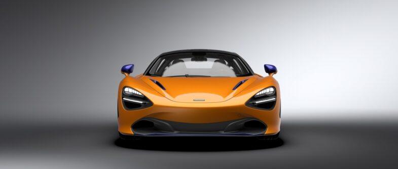 McLaren 720S Daniel Ricciardo