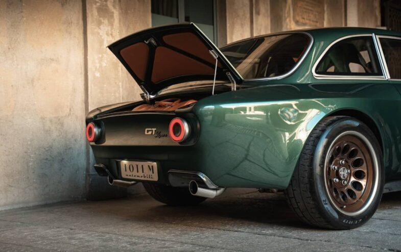 Totem Super GT Alfa Romeo Giulia restomod